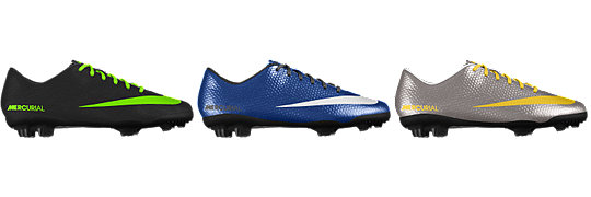 Nike Jr Mercurial Vapor IX FG iD