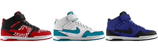 Nike Air Mogan Mid 2 Jr. iD