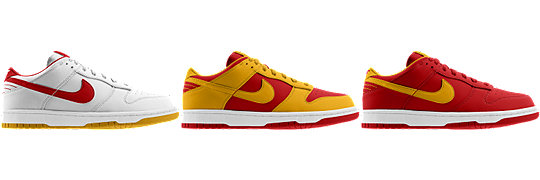 Nike Dunk Low (NFL Kansas City Chiefs) iD