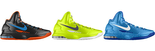 Nike Zoom KD V iD