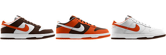 Nike Dunk Low (NFL Cleveland Browns) iD