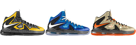 LeBron X+ P.S. Elite iD