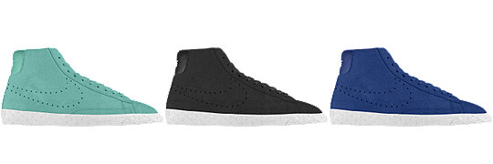 Nike Blazer Mid Ante iD