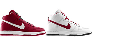 Nike Dunk High (NFL Arizona Cardinals) iD