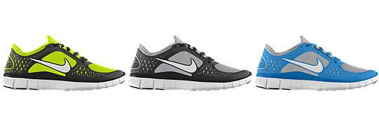 Nike Free Run 3 Shield iD