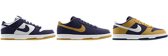 Nike Dunk Low (NFL St. Louis Rams) iD