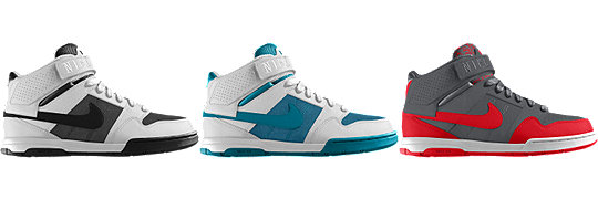 Air Mogan Mid 2 Boys iD