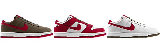 Nike Dunk Low (NFL Tampa Bay Buccaneers) iD