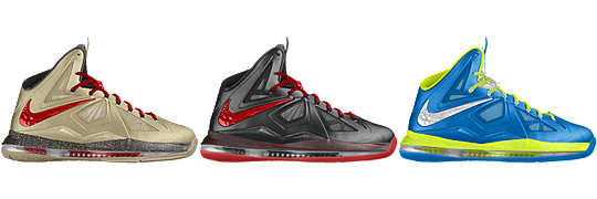 LeBron X+ iD