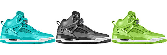 Jordan Spizike iD