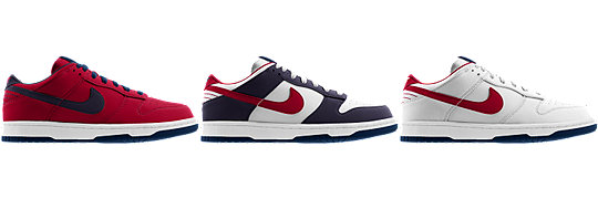 Nike Dunk Low (NFL Houston Texans) iD