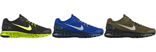 Nike Air Max+ 2013 iD