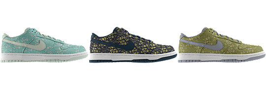 Nike Dunk Low Premium Liberty iD (Capel)