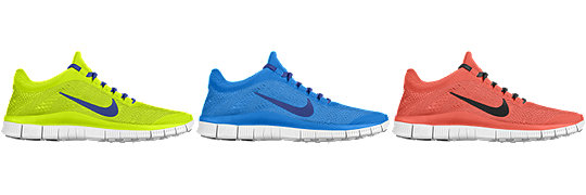 Nike Free 5.0+ Hybrid iD