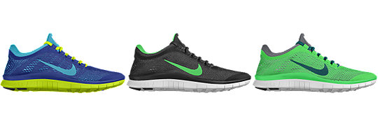 Nike Free 3.0 Shield iD