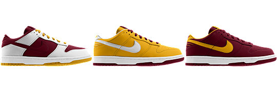 Nike Dunk Low (NFL Washington Redskins) iD