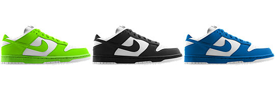 Nike Dunk Low iD