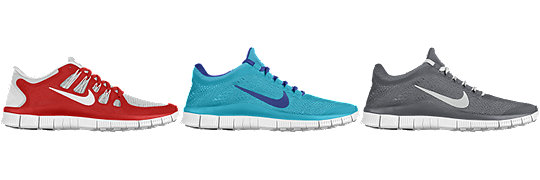 Nike Free 5.0+ Hybrid iD WE RUN MADRID