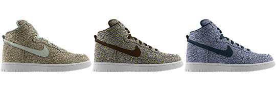 Nike Dunk High Premium Liberty iD (Pepper)