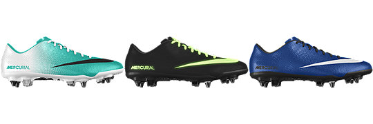 Nike Mercurial Vapor IX SG-Pro iD