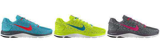 Nike LunarGlide 5 Flash iD
