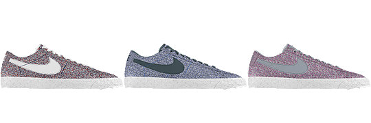 Nike Blazer Low Premium Liberty iD (Pepper)