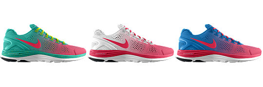 Nike LunarGlide 4 iD