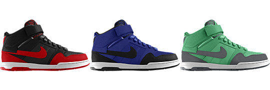 Nike Air Mogan Mid 2 iD