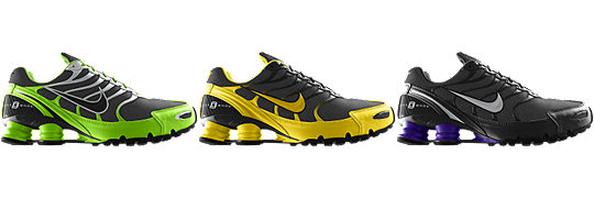 Nike Shox Turbo VI iD