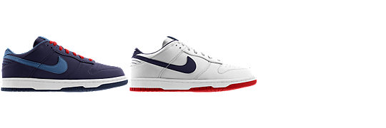 Nike Dunk Low (NFL Tennessee Titans) iD