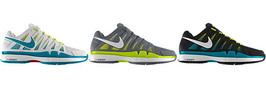 Nike Zoom Vapor 9 Tour iD Hard Court