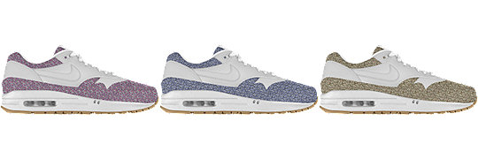 Nike Air Max 1 Premium Liberty iD (Pepper)