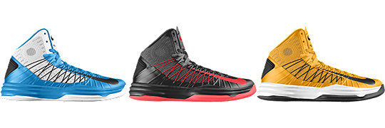 Nike Hyperdunk+ iD (capteur de pression uniquement)