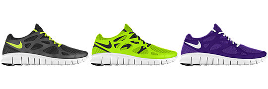 Nike Free Run 2 iD