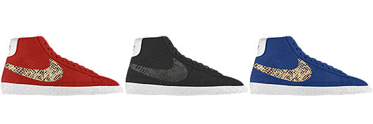 Nike Blazer Mid Premium Suede iD