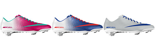 Nike Mercurial Veloce FG iD