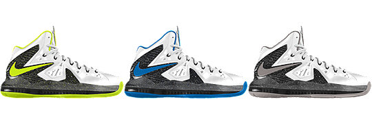 LeBron X P.S. Elite iD