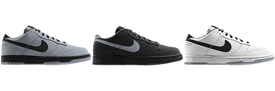 Nike Dunk Low (NFL Oakland Raiders) iD
