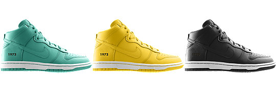 Zapatillas Nike Dunk High iD