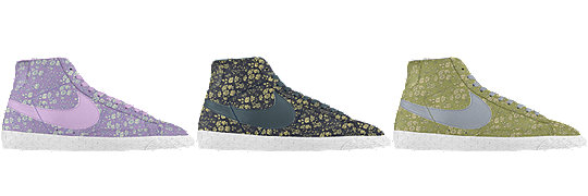 Nike Blazer Mid Premium Liberty iD (Capel)