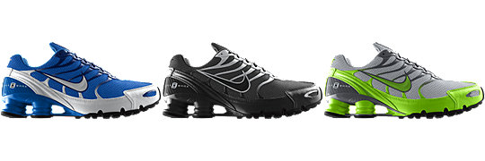 Nike Shox Turbo+ VI iD