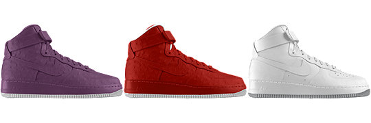 Nike Air Force 1 High Premium iD