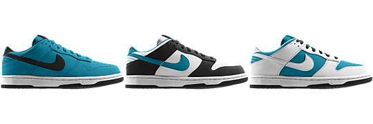 Nike Dunk Low (NFL Carolina Panthers) iD