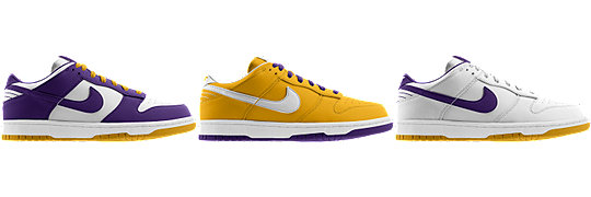 Nike Dunk Low (NFL Minnesota Vikings) iD