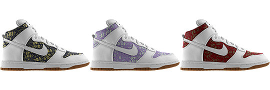 Nike Dunk High Premium Liberty iD (Capel)