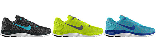 Nike LunarGlide 5 Shield iD