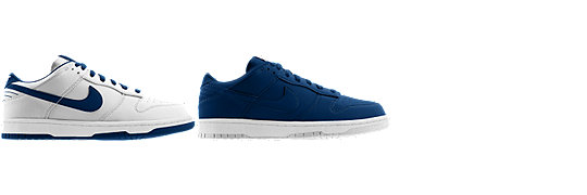 Nike Dunk Low (NFL Indianapolis Colts) iD