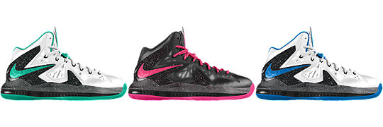 LeBron X P.S. Elite+ iD