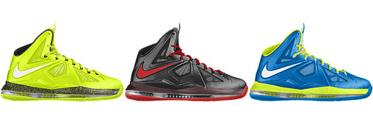LeBron X iD