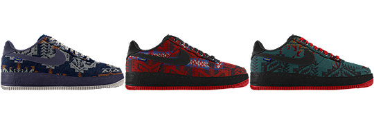 Nike Air Force 1 Low Premium Pendleton iD